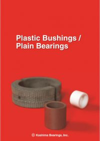 Plastic bushing_plain Bearings